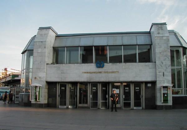"""Станция """"Гражданский проспект"""" Петербургского метрополитена"""